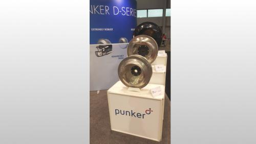 punker D-Series - High Efficiency Impellers