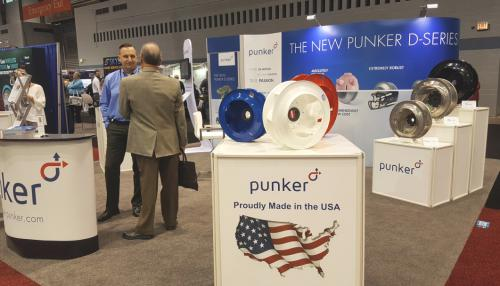 punker Booth at AHR Expo 2018